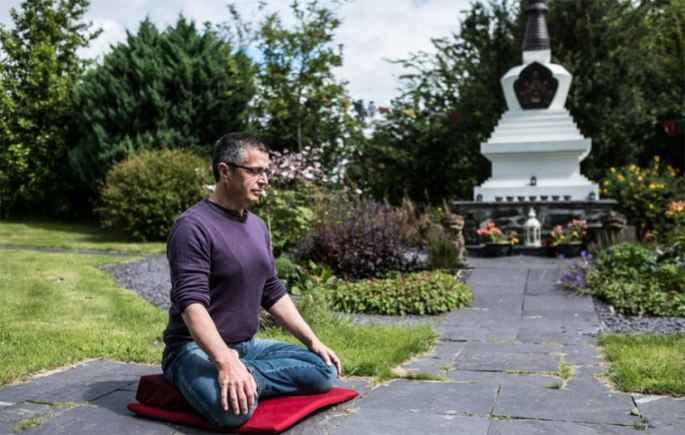 learn to meditate in worcester worcestershire