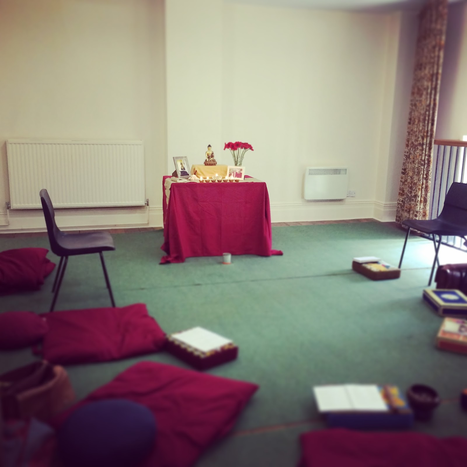 learn to meditate in Worcester
