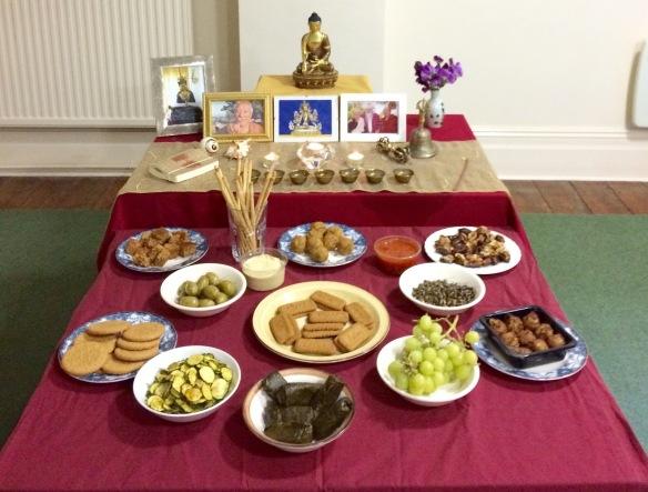 Tibetan Buddhist meditation Worcester