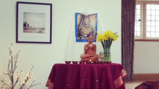 Tibetan Buddhist Meditation Worcestershire