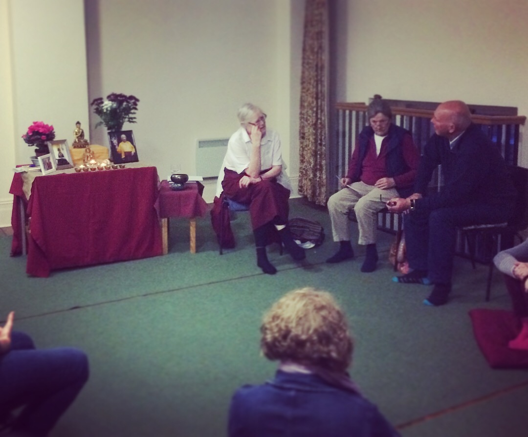 Tibetan Buddhism and meditation in Worcester