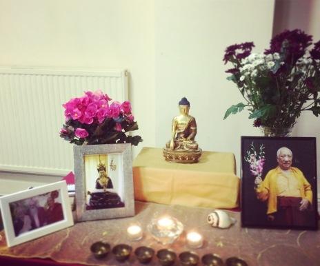 Tibetan Buddhism inWorcester